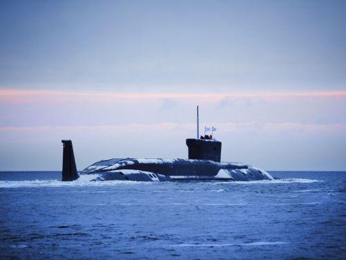 Ponorka na jaderný pohon (Zdroj Shutterstock)