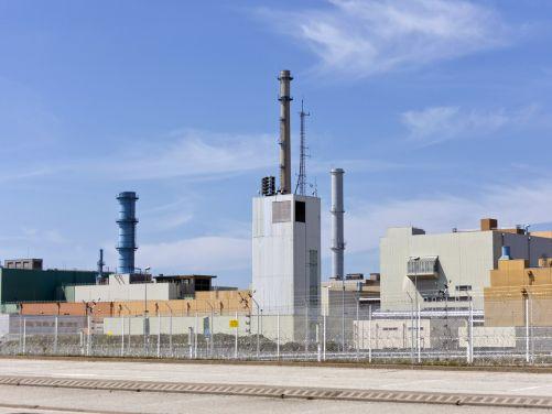 La Hague, závod na přepracování použitého jaderného paliva (Zdroj Shutterstock)
