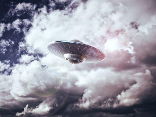 Při kreslení UFO se fantazii meze nekladou (Zdroj Shutterstock)