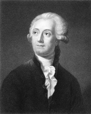Antoine Laurent Lavoisier (Zdroj Shutterstock)