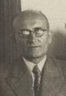 Portrét Eduarda Čecha (zdroj autor)