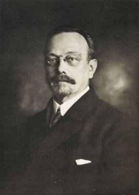 Portrét Johannese Fibigera (zdroj Adobe Stock)