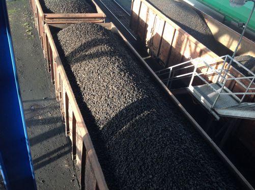 V Čehách zatím uhlí je. Dlouho ale už nebude... (Úpravna uhlí v Ledvicích. Foto MD)