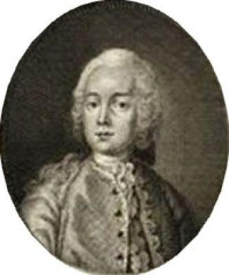 Portrét Jan Křtitele Antonína Boháče (zdroj Wikimedia Commons)