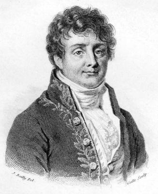 Portrét Josepha Fouriera (zdroj Wikimedia Commons)