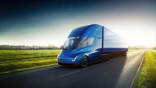 Tesla Semi (foto Alexis Georgeson, Tesla Motors)
