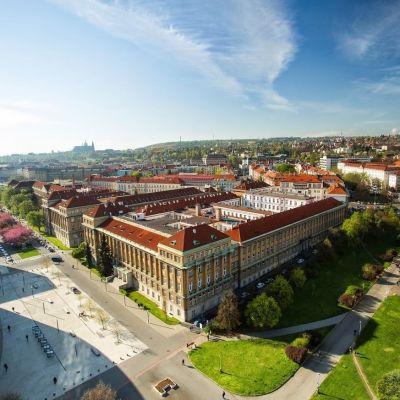 Vysoká škola chemicko-technologická v Praze (zdroj VŠCHT)