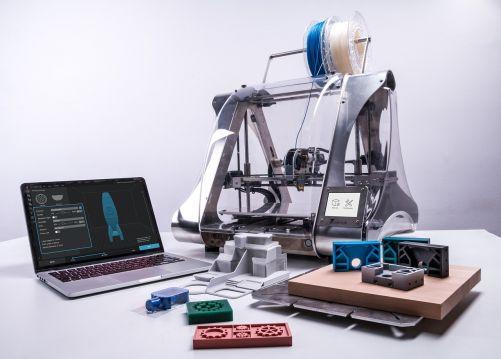 3D tiskárny už dávno nejsou jen na hraní. Umějí vytisknout funkční energetickou turbínu. (Zdroj: Pixabay)