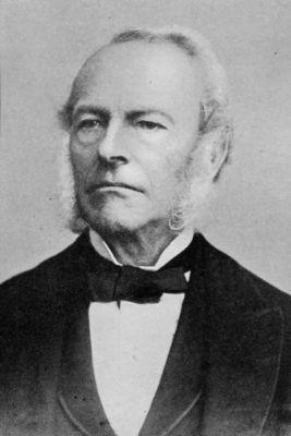 Dobový portrét George Gabriela Stokese (zdroj Wikimedia Commons)