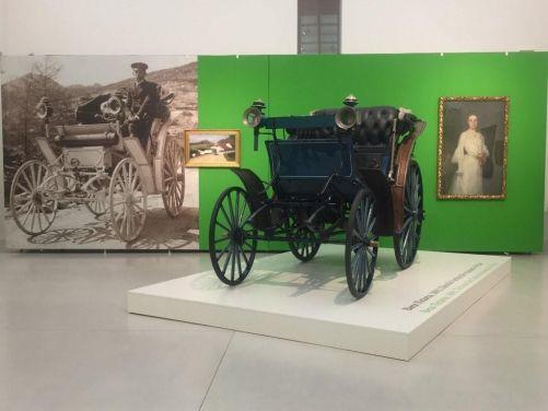 NW 12 - první závodní speciál vyrobený v Kopřivnici pro Theodora von Liebiega (foto autor)