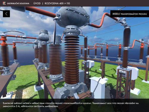 Ukázka interaktivní stránky z programu (zdroj www.svetenergie.cz)