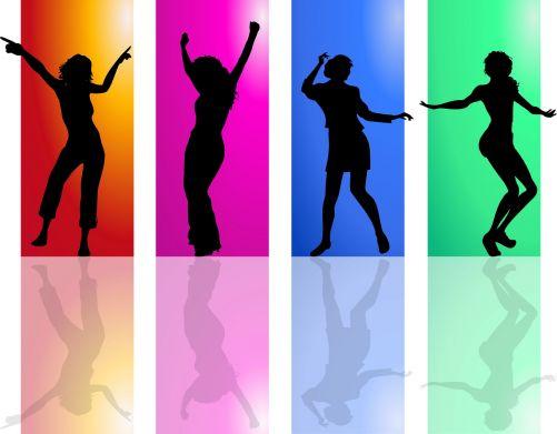 Nejlepší sport, který kombinuje všechny čtyři typy cvičení dohromady, a dá se provozovat v jakémkoliv věku, je tanec. Proto tančete! (ilustrace Pixabay)