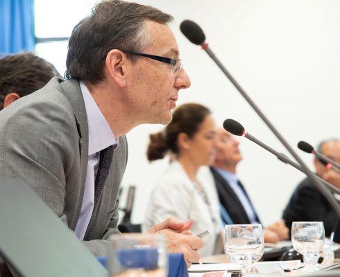 """""""Cílem není překonávat rekordy,"""" říká Xavier Litaudon, vedoucí Oddělení fyziky ITER konzorcia EUROfusion. ''Zaměřujeme se na stabilitu v provozních podmínkách budoucího ITER.'' (Credit © ITER Organization, http://www.iter.org/)"""