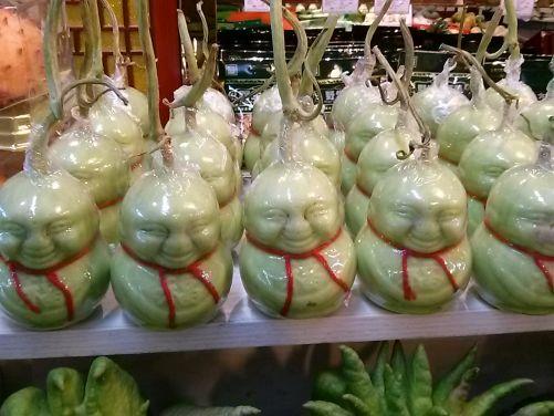 Na čínském trhu (ilustrační foto MD)