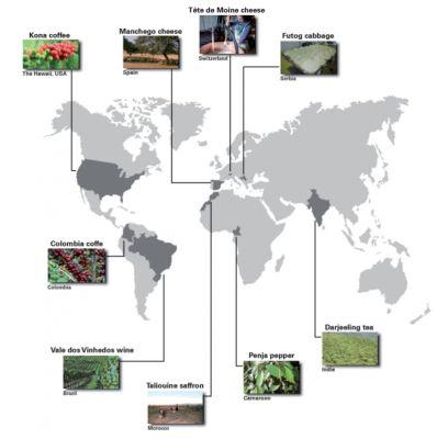 Zkoumání autenticity potravin pomáhá nejen dotčeným zemím a jejich charakteristickým produktům, ale i všem spotřebitelům – hlídá kvalitu a bezpečnost potravin (zdroj IAEA)