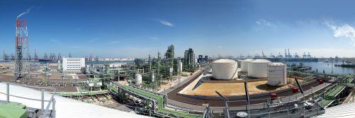 Rafinerie firmy Neste v Rotterdamu (zdroj Neste)