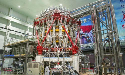 Tokamak HL-2M (Credit © ITER Organization, http://www.iter.org/, China Atomic Energy Authority)