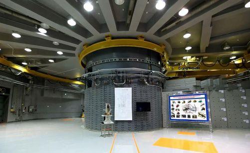 Reaktor PIK (zdroj: Kurčatovův institut)