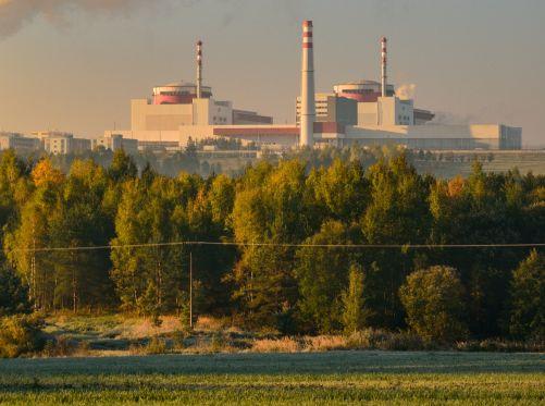 Ilustrační obrázek - Jaderná elektrárna Temelín (zdroj ČEZ)