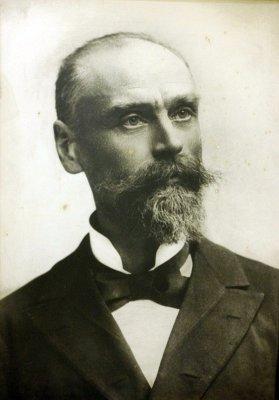 Portrét Ivana Gorbačevského (zdroj Wikimedia Commons PD)