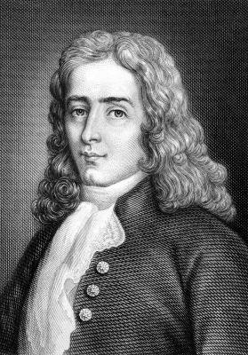René-Antoine Ferchault de Réaumur, portrét na historické rytině (zdroj Adobe Stock)