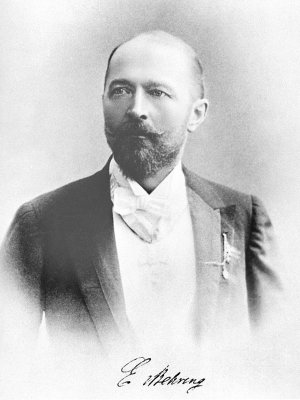 Emil von Behring (Zdroj Wikimedia Commons)