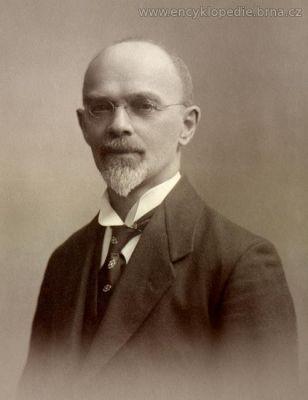 Portrét Ing. Josefa Donáta (zdroj: www.encyklopedie.brna.cz)