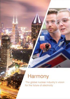 Titulní stránka bookletu WNA Program Harmonie (zdroj WNA)