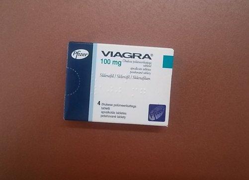 V lékárně seženete jak originální Viagru, tak přímo účinnou látku sildenafil (foto MD)