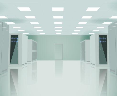 Datacentrum (zdroj Adobe Stock)