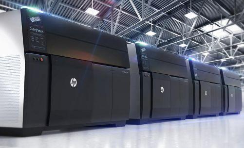 3D tiskárny kovů HP Metal Jet (zdroj HP)